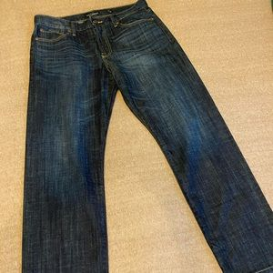Lucky Brand Straight Jeans